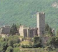 il castello di Breno