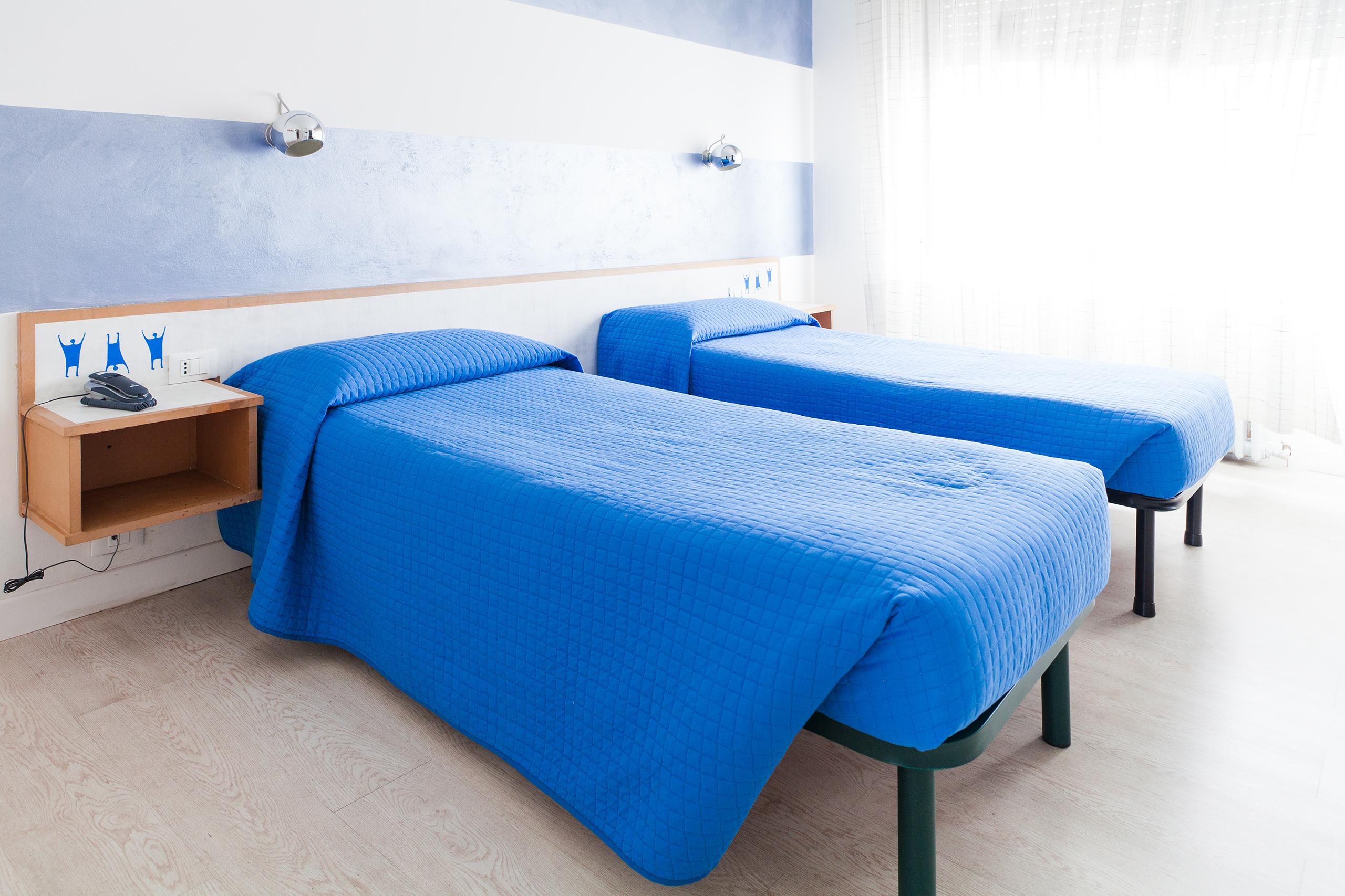 camera doppia twin room hotel